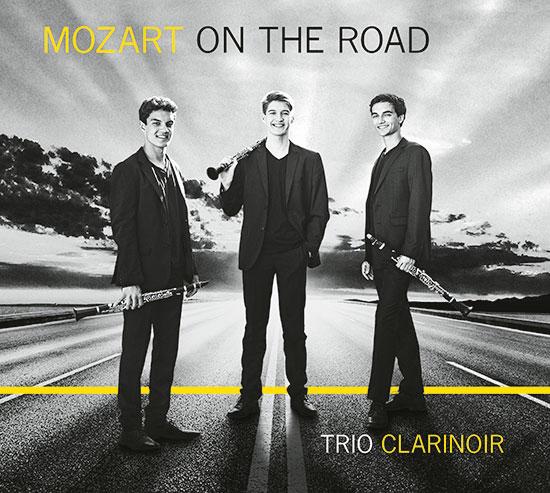 Trio ClariNoir  - Mozart On The Road