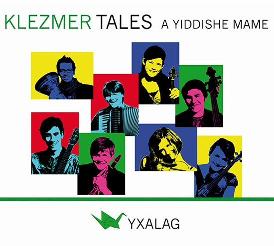 Klezmer Tales A YIDDISHE MAME