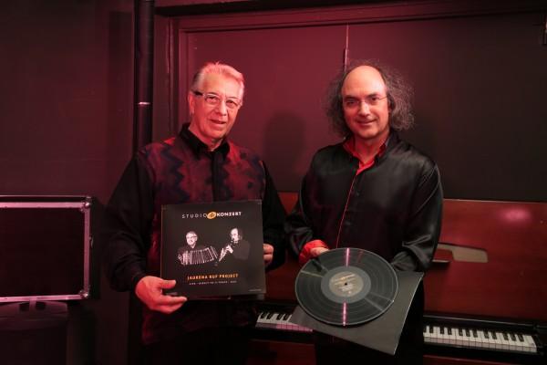 Das Jaurena Ruf Project veröffentlicht das erste mal auf Vinyl!