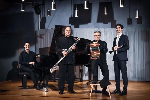 Jaurena Ruf Project zum Quartett erweitert