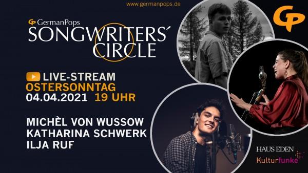 GermanPops Songwriters' Circle – Musik und Talk