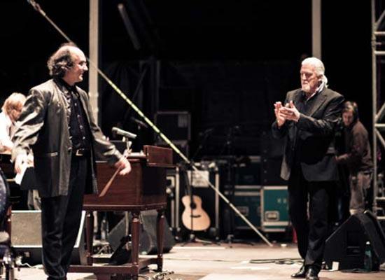 Jon Lord, Bernd Ruf, GermanPops Orchestra; Salem, Juni 2011