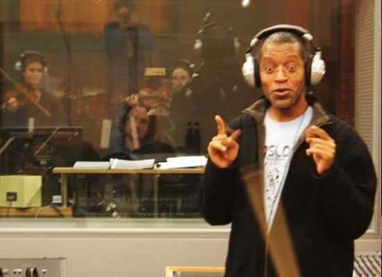 Patrick Bebey, CD-production African Symphony