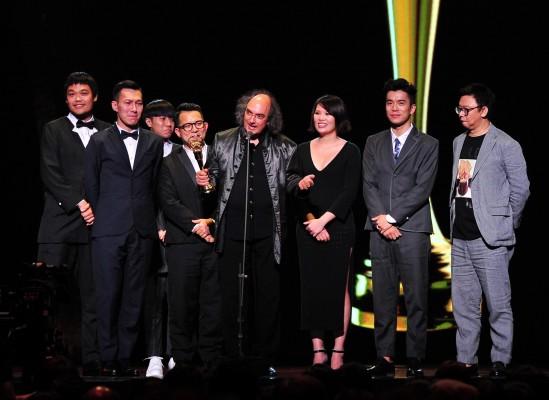 Soda Green, Bernd Ruf - Teipei GMA Awards