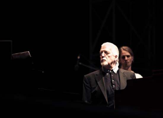 Jon Lord, Bernd Ruf, GermanPops Orchestra; Salem 2011