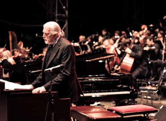 Jon Lord, Bernd Ruf, GermanPops Orchestra; Salem 2011