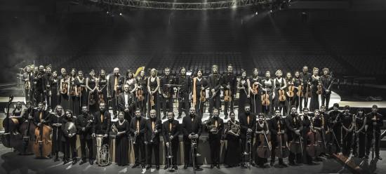 Teipei Arena, GermanPops Orchestra, Bernd Ruf
