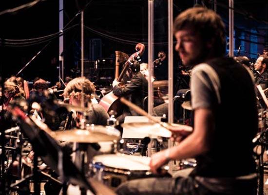 Popakademie Mannheim, GermanPops Orchestra; Salem 2011