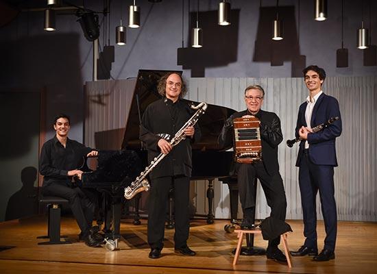 Jaurena Ruf Quartett